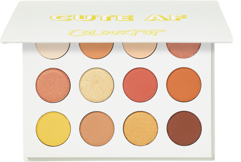 ColourPop - Yes, Please! Pressed Powder Eyeshadow Palette
