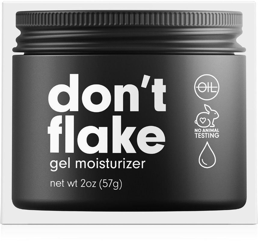 null - C&C by Clean & Clear Don't Flake Gel Moisturizer