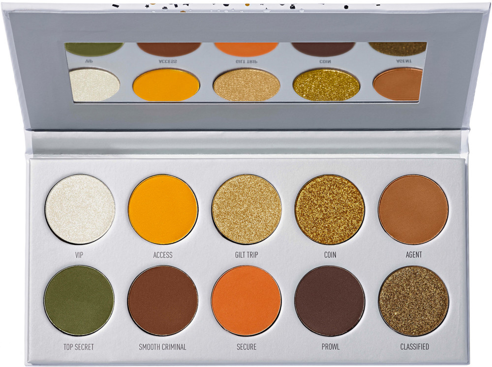 Morphe - Morphe Morphe x Jaclyn Hill The Vault Armed & Gorgeous Eyeshadow Palette