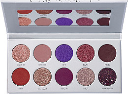Morphe - Morphe x Jaclyn Hill The Vault Bling Boss Eyeshadow Palette