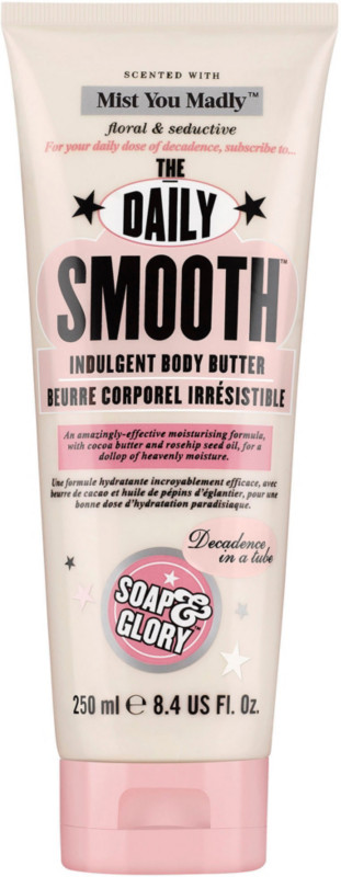 Soap & Glory - Soap & Glory Daily Smooth Body Butter