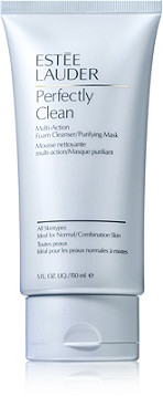 Estée Lauder - Perfectly Clean Multi-Action Foam Cleanser/Purifying Mask