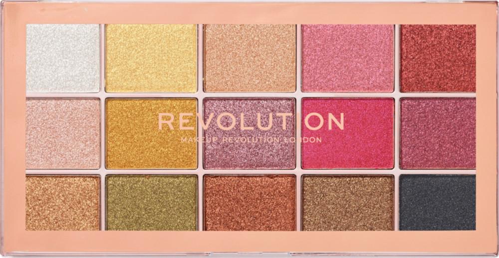Makeup Revolution - Makeup Revolution Foil Frenzy Creation Eyeshadow Palette