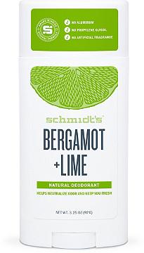 Schmidts - Bergamot + Lime Deodorant Stick
