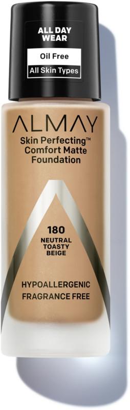 Almay - Almay Skin Perfecting Comfort Matte Foundation