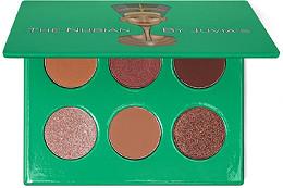 Juvia's Place The Nubian Mini Eyeshadow Palette