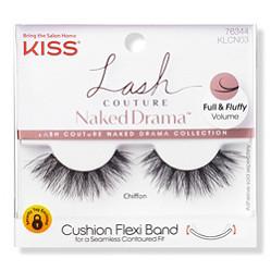 Kiss - Kiss Lash Couture Naked Drama, Chiffon
