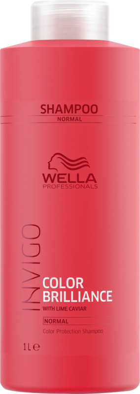Wella - Wella Invigo Brilliance Shampoo For Fine Hair