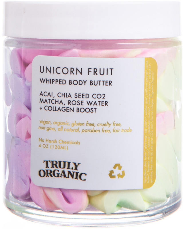 Truly Organic - Unicorn Fruit Body Butter