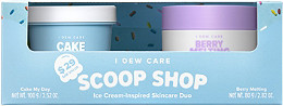 null - I Dew Care Scoop Shop Ice Cream-Inspired Skincare Duo