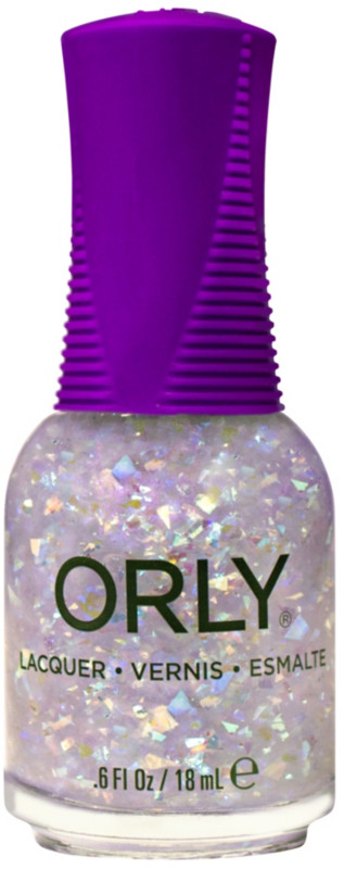 Orly - Orly Kick Glass Top Effect