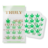 null - Truly CBD Acne Patches