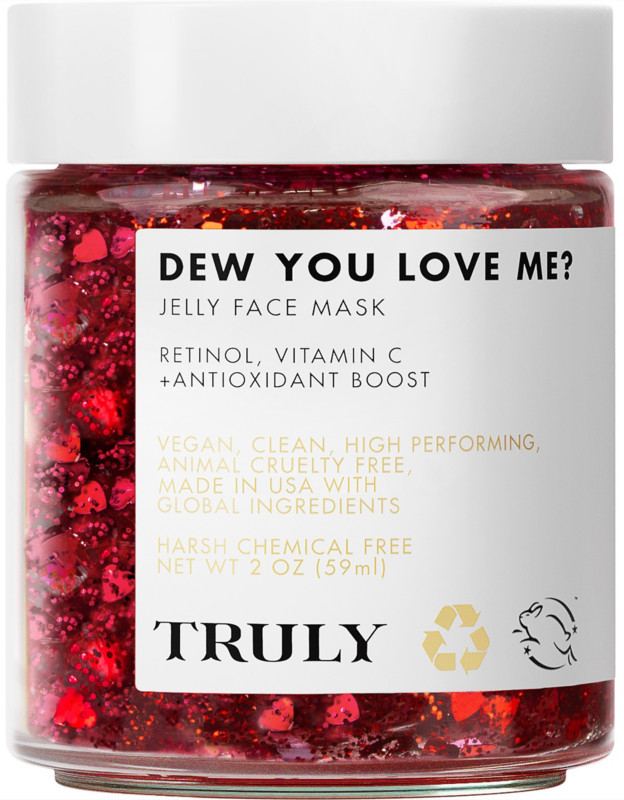 null - Truly Dew You Love Me? Jelly Face Mask