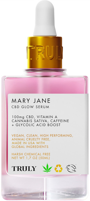 null - Truly Mary Jane CBD Glow Serum
