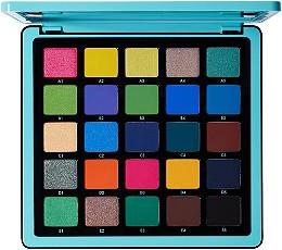 Anastasia Beverly Hills - Anastasia Beverly Hills Online Only Norvina Pro Pigment Palette Vol. 2