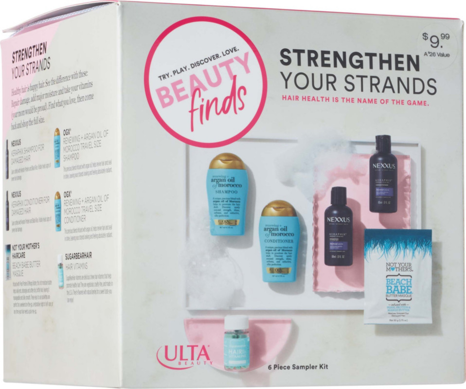 null - Beauty Finds by ULTA Beauty Strengthen Your Strands Set