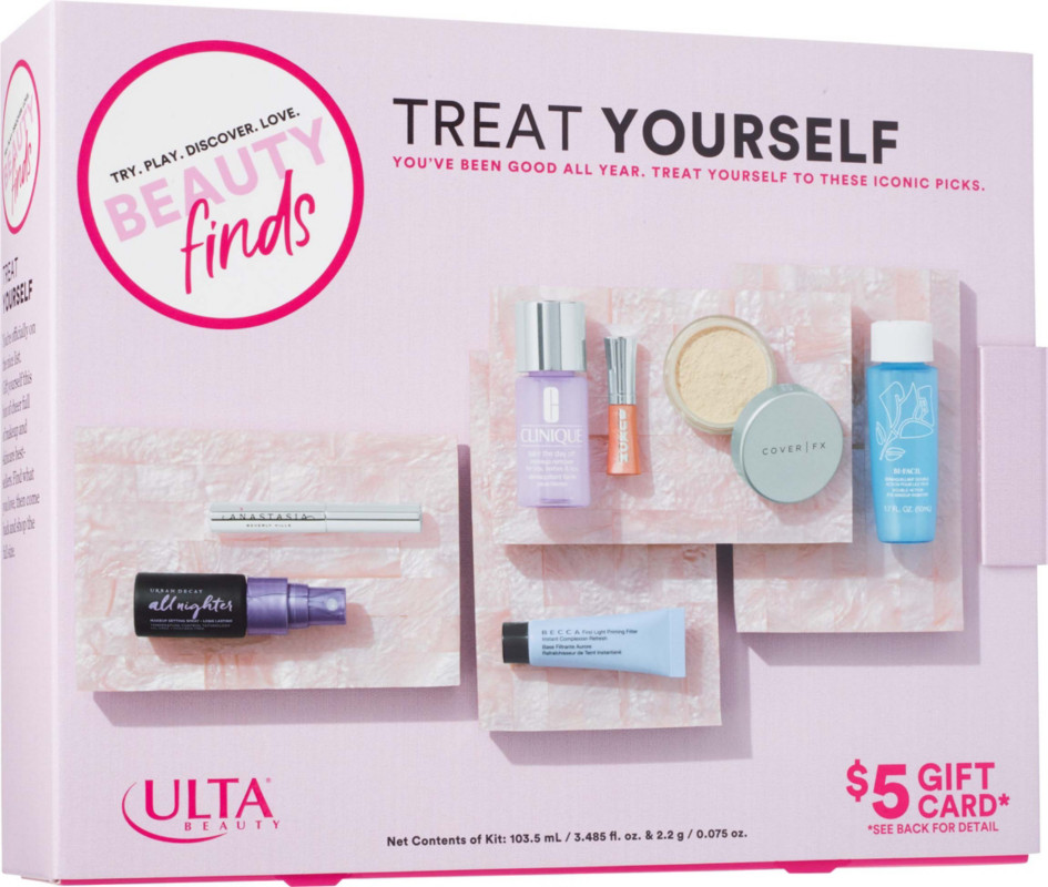 null - Beauty Finds by ULTA Beauty Treat Yourself Kit