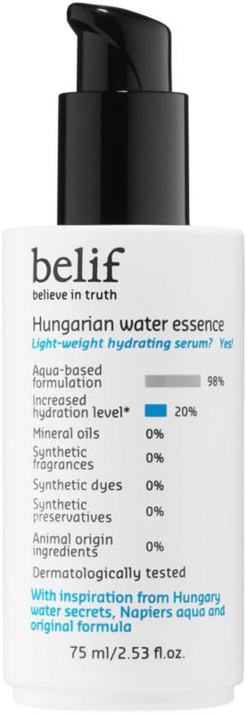 belif belif Hungarian Water Essence