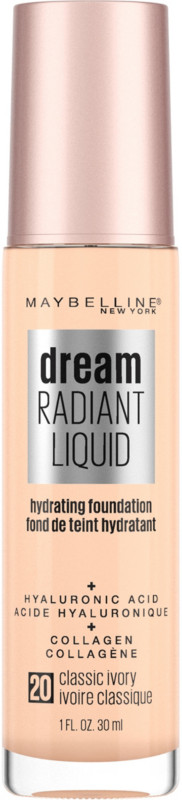 ULTA Beauty - Maybelline Dream Radiant Liquid Foundation | Ulta Beauty