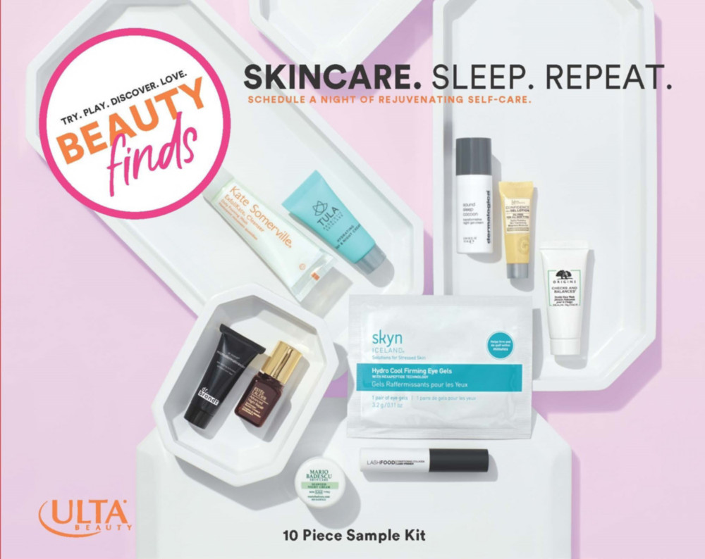 null - Beauty Finds by ULTA Beauty Love Your Skin Skincare. Sleep. Repeat.