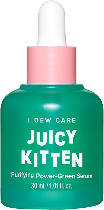 null - I Dew Care Juicy Kitten Purifying Power-Green Serum