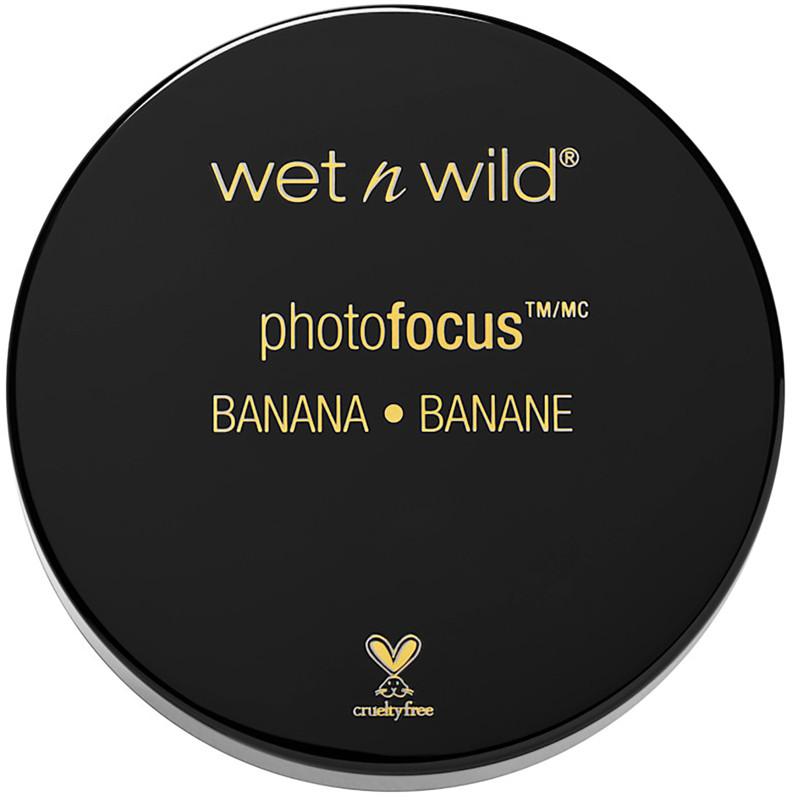 Wet n Wild - Wet n Wild Photo Focus Loose Setting Powder Banana
