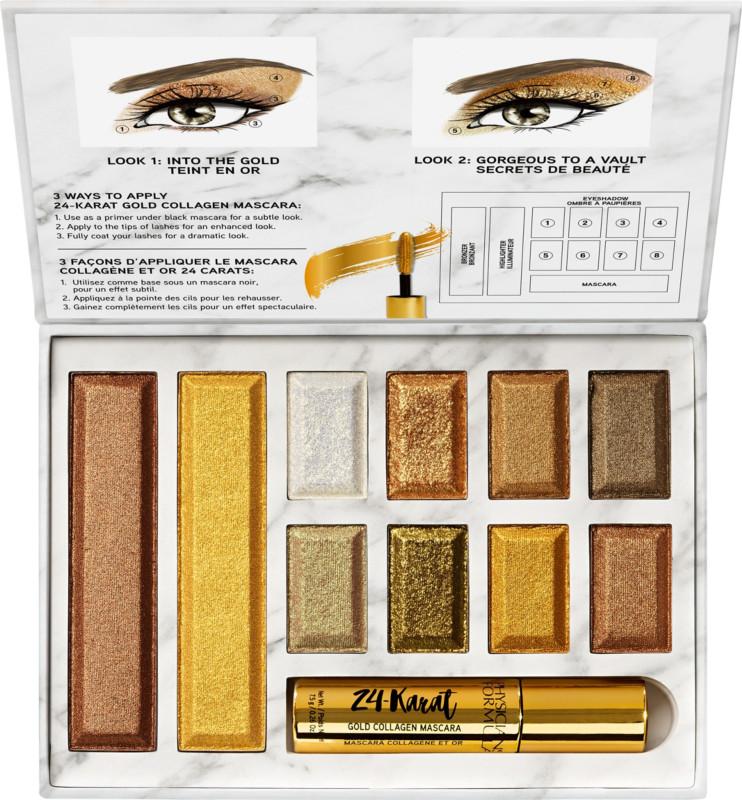 Physicians Formula - Physicians Formula 24-Karat Gold Face Palette - The Gold Vault