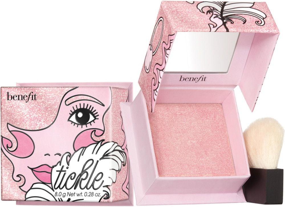 Benefit Cosmetics - Benefit Cosmetics Tickle Powder Highlighter