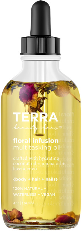 null - Terra Beauty Bars Floral Infusion Multitasking Oil