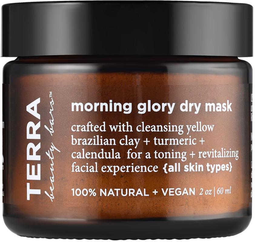 null - Terra Beauty Bars Morning Glory Dry Mask