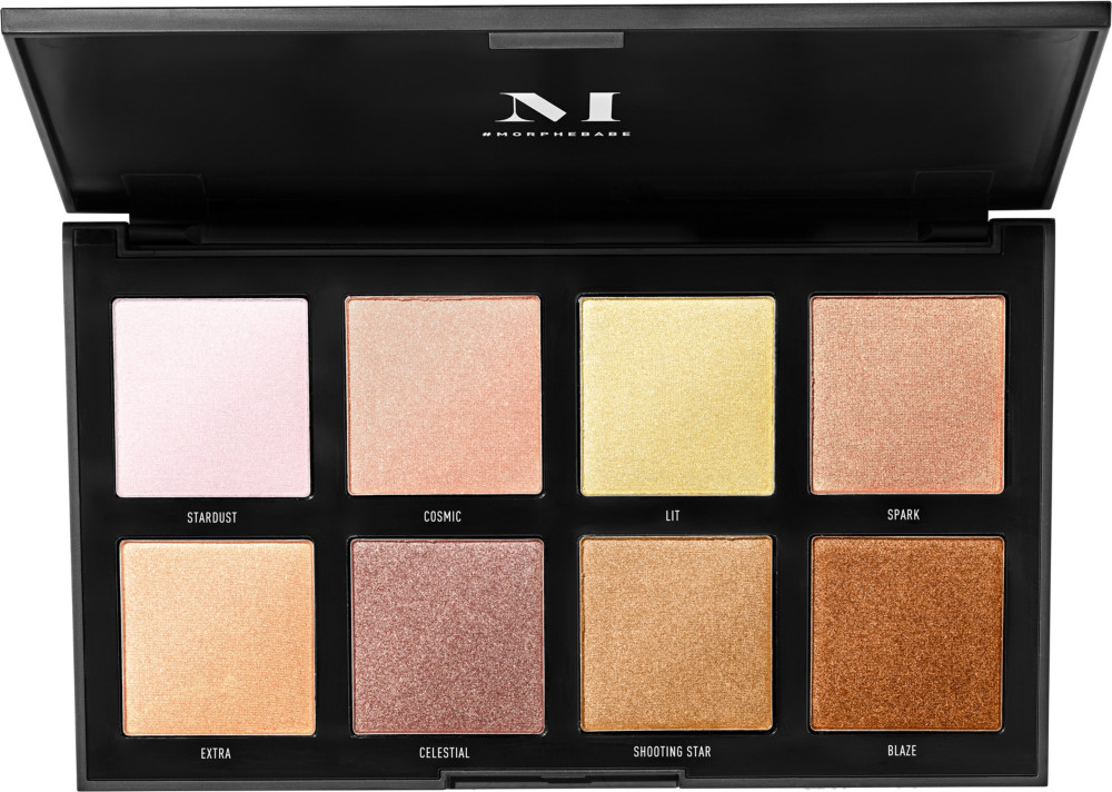 Morphe - 8Z Starblazer Highlighter Palette