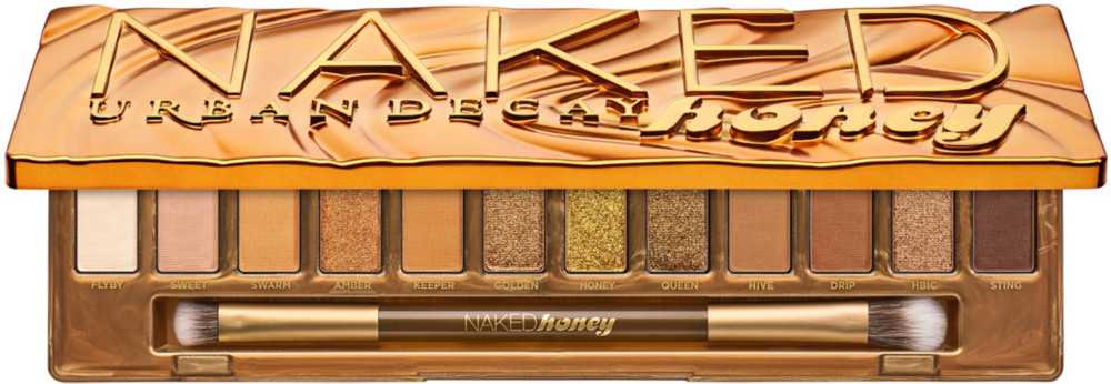 Urban Decay - Naked Honey Eyeshadow Palette