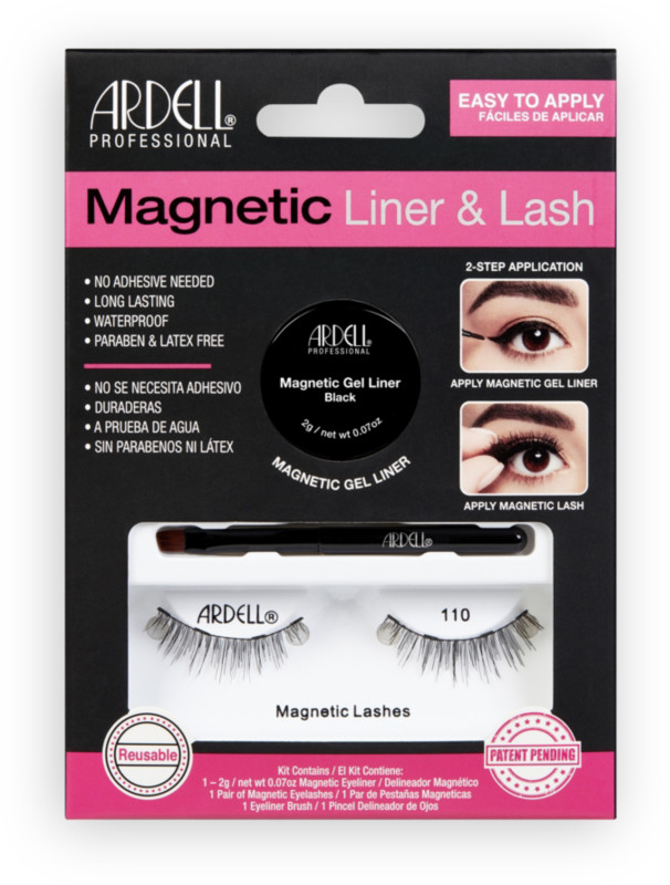 Ardell - Magnetic Liner & #110 Lash Kit