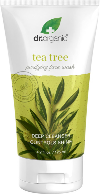 Dr.Organic - Dr.Organic Tea Tree Purifying Face Wash