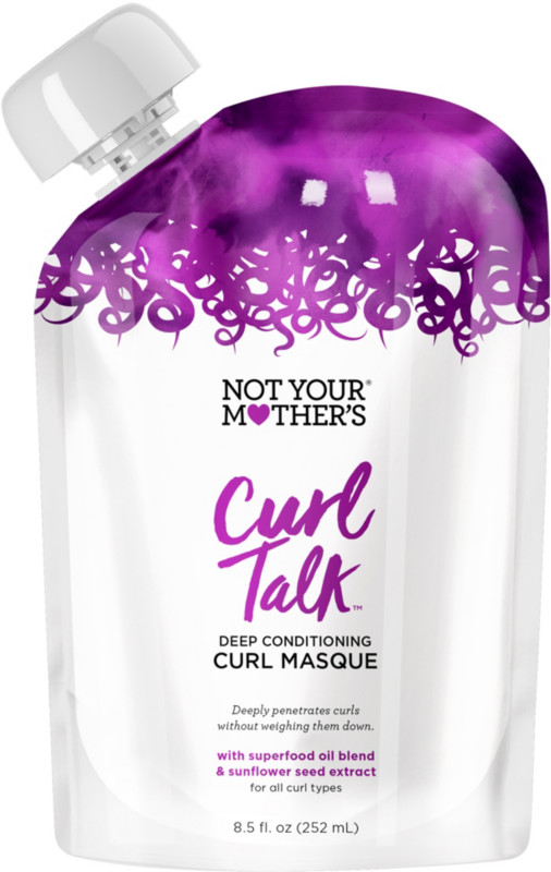 Not Your Mother's - Not Your Mother's Curl Talk Deep Conditioning Curl Masque