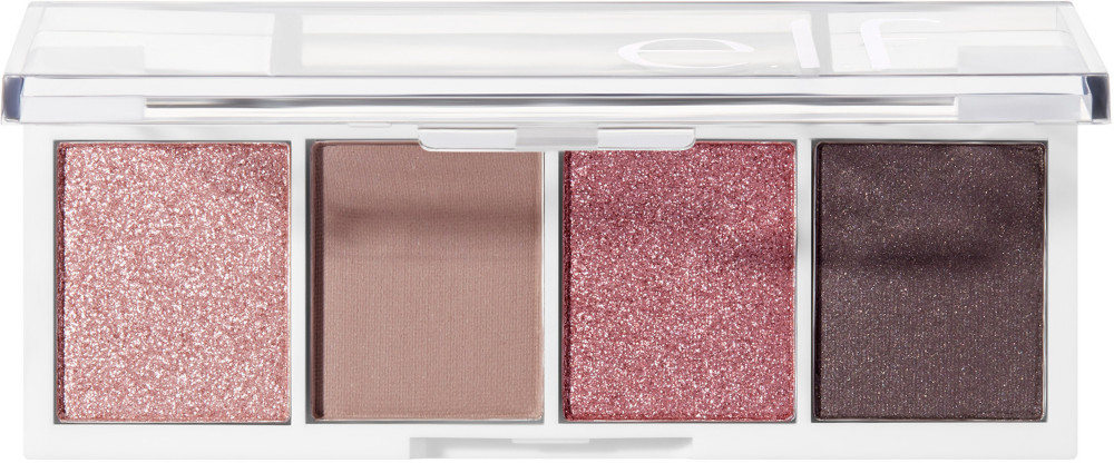 e.l.f. Cosmetics Bite Size Eyeshadow Palette, Rose Water