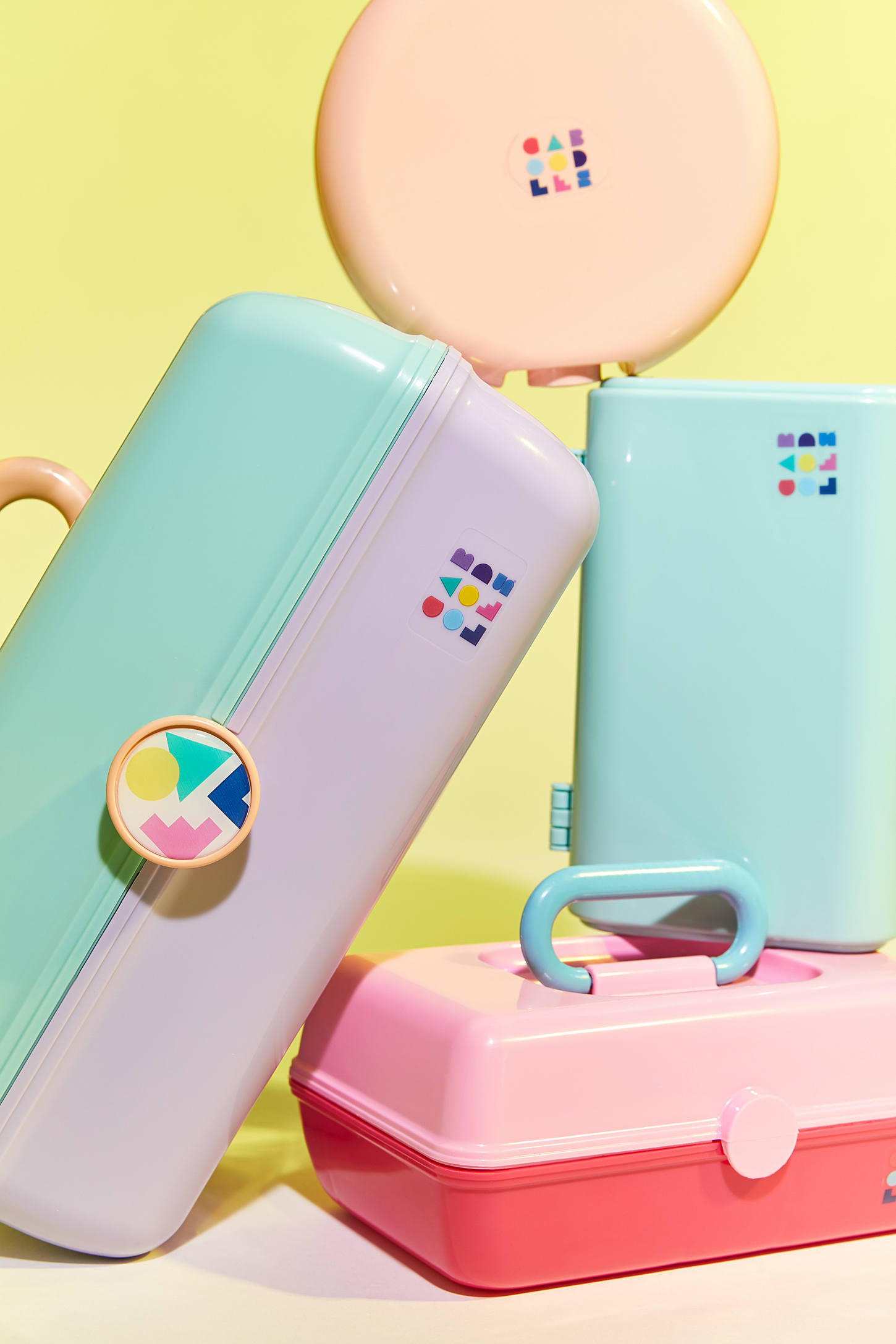 Caboodles - On-The-Go Girl Makeup Case