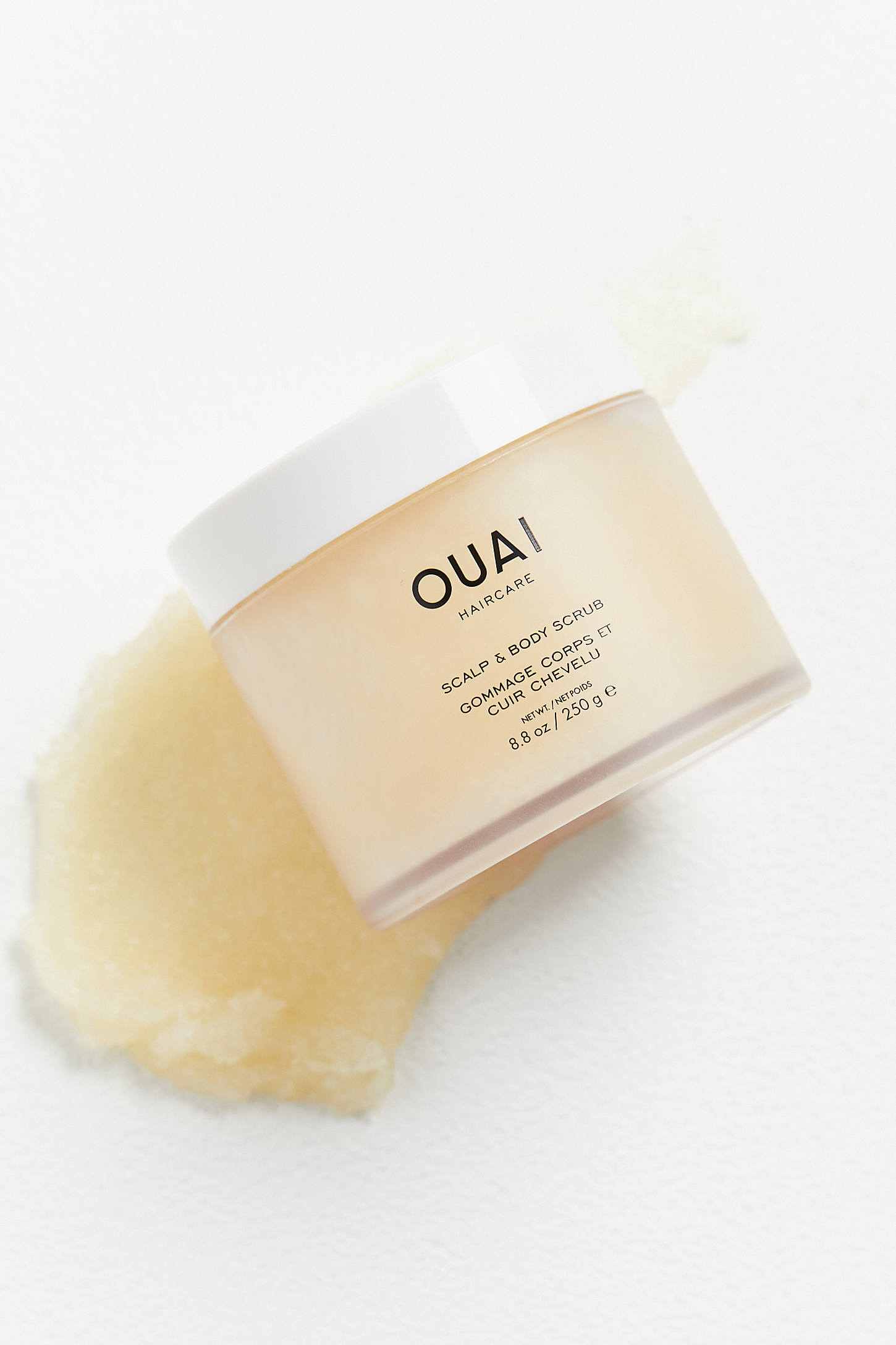 OUAI - Scalp & Body Scrub