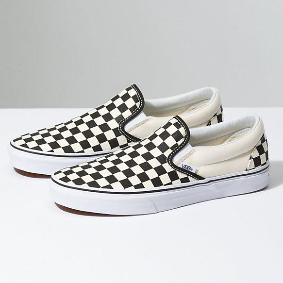 vans - Checkerboard Slip-On