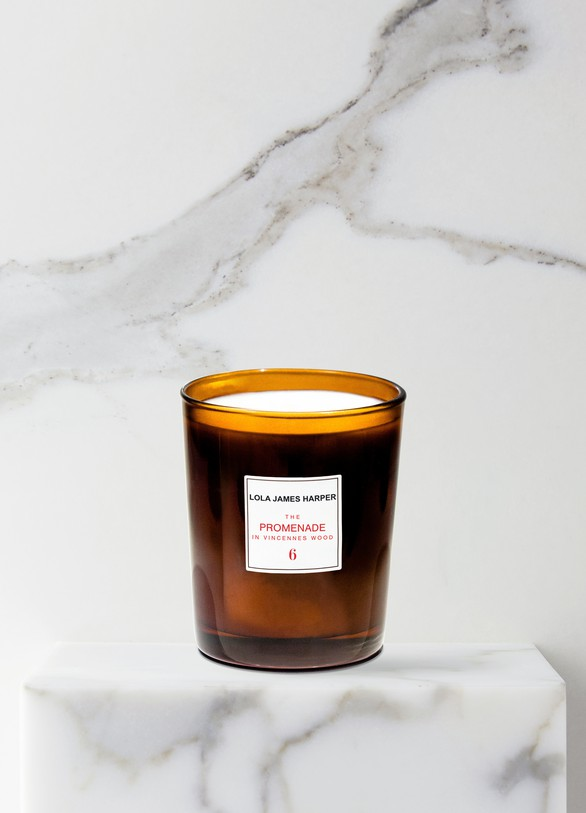 24 Sèvres 24 Sèvres - Lola James Harper - The Promenade in Vincennes Wood candle 190 g