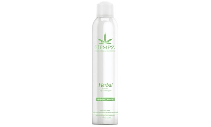Hempz - Hempz Herbal Instant Dry Shampoo (7 Fl. Oz.)