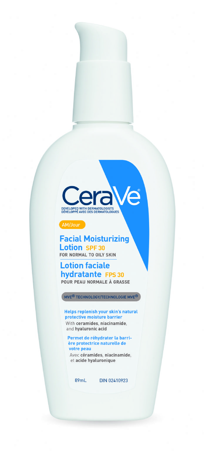 CeraVe - Hydrating Sunscreen Face Lotion
