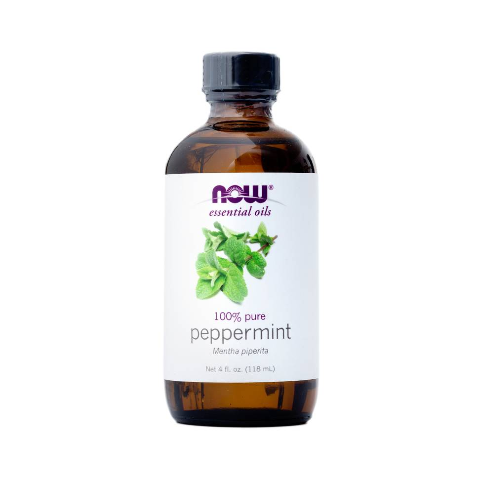 Now Foods - Peppermint Essential Oil