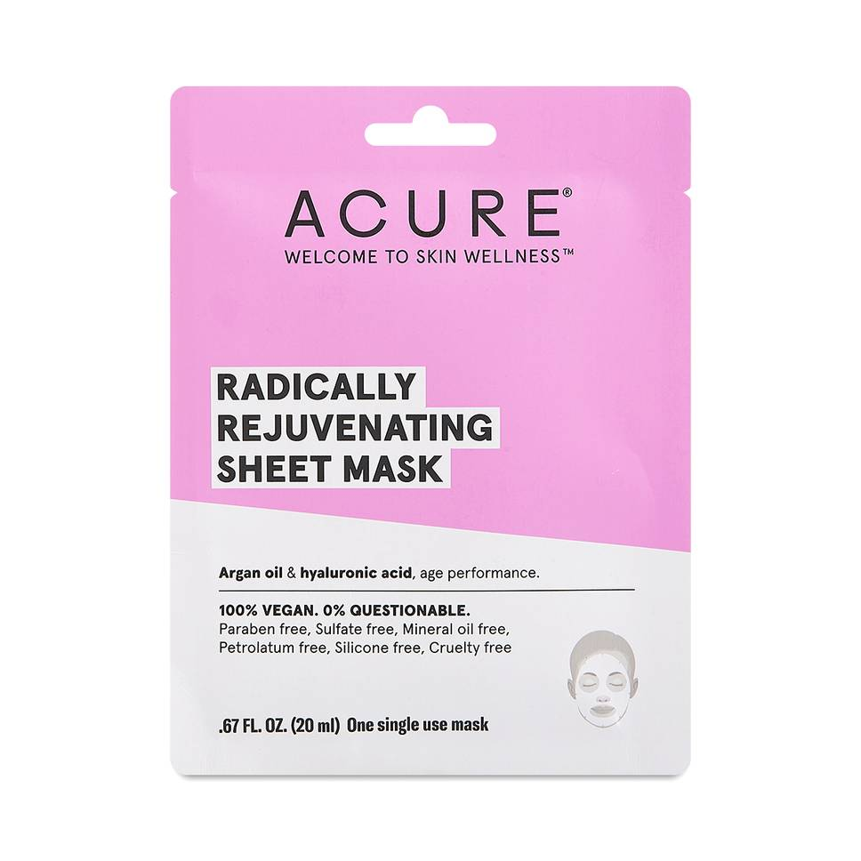 ACURE - ACURE Radically Rejuvenating Sheet Mask