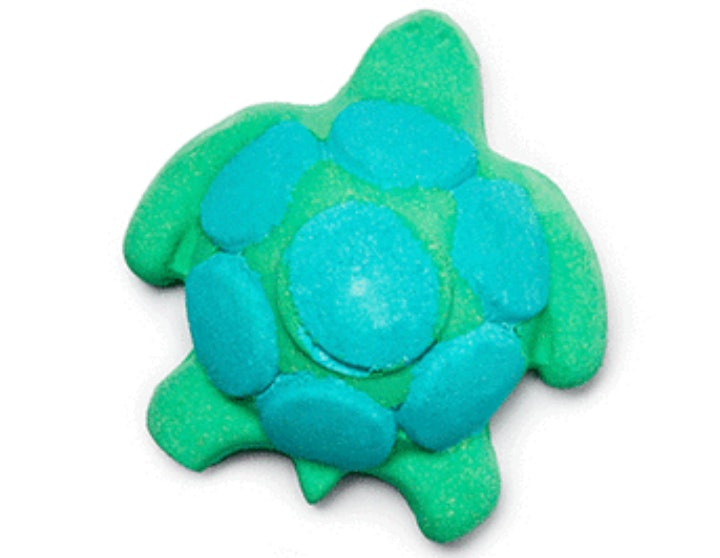 Lush Cosmetics - Turtle Bath Bomb
