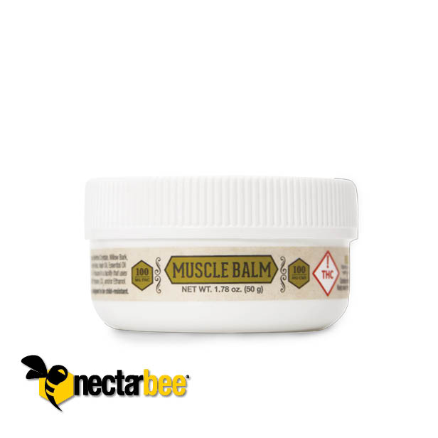 null - Nectarbee Heal Line Muscle Balm