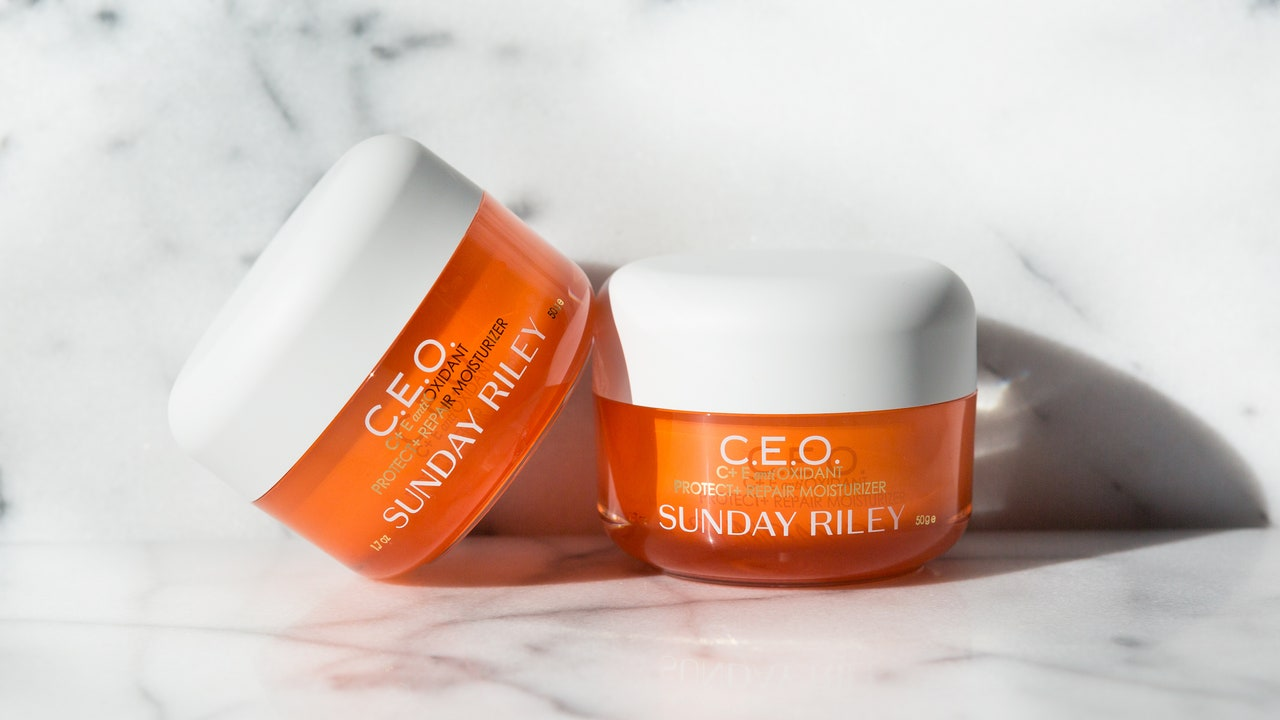 Sunday Riley - The Sunday Riley C.E.O. Protect + Repair Moisturizer Will Be Your New Favorite Winter Cream (First Look)