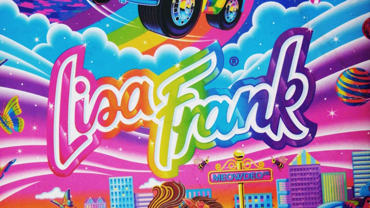 Lisa Frank Lisa Frank x Glamour Dolls Eye-Shadow Palettes Are Coming