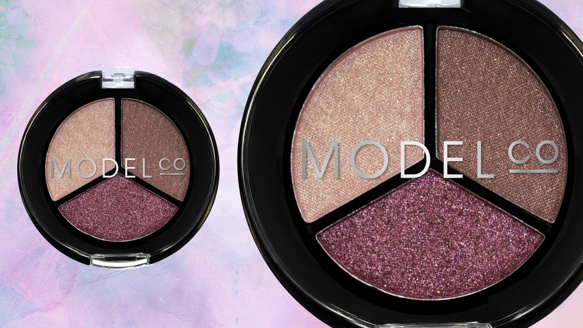 ModelCo Metallic Eyeshadow Trio