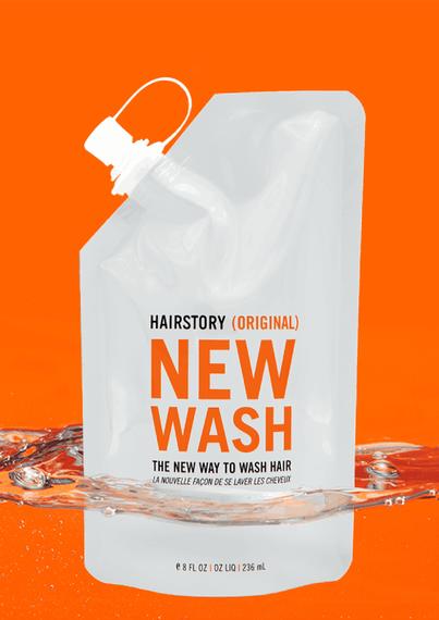 Hair Story New Wash, Original